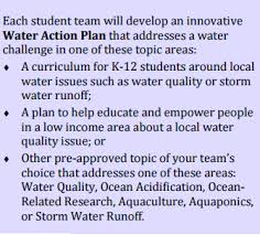 And Water Challenge Event Maine Student Water Challenge News Epscor Idea Foundation