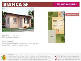 bianca model house camella homes house best art