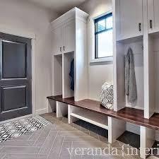Mudroom Storage Bench Mudroom Bench Ideas Contemporary Laundry Room Veranda Interiors