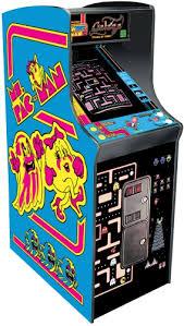 Galaga Arcade Cabinet Ms Pacman Galaga With 19