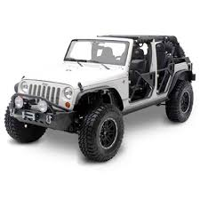 jeep wrangler unlimited flat fenders road fenders fortec inc jeep parts jeep accessories