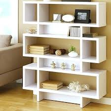 Solid Wood Bookcase Bookcase Modern Wood Bookcase Modern Wood Shelves Solid Wood