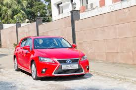 lexus hybrid car models lexus ct 200h hybrid car 2014 with red colour this is facelift