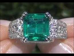 emerald jewelry rings images Certified muzo mined colombian emerald diamond ring solid 14k jpg