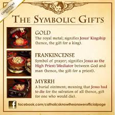 biblical gifts the symbolic meaning of the three gifts of the magi things i
