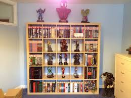 Unusual Bookcases Get To My Main Bookcase Comic Book Shelves Generva