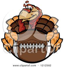 thanksgiving day football clipart clipartxtras