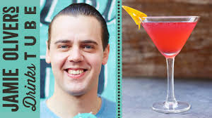 cosmo martini recipe cosmopolitan cocktail simone caporale u0026 jamie oliver food tube