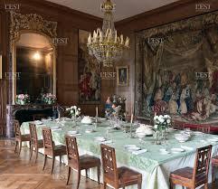tapisserie salle a manger edition de nancy agglomération le château d u0027haroué ouvre ses