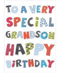 grandson birthday cards uk personalised braille birthday card