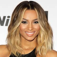 long bob with dipped ends hair dip dye hair ideas inspired from celebrities hairstyles