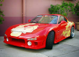 mazda rx7 fast and furious the 1993 mazda rx 7 fd3s from the movie 2 fast 2 furious