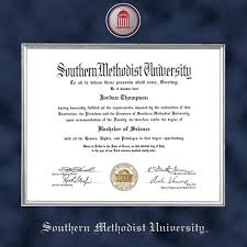 auburn diploma frame southern methodist diploma frame excelsior
