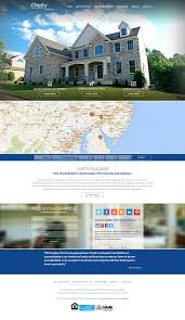 home builder website design and marketing meredith communications