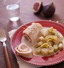 cuisiner les figues filet de dinde roulé aux figues les meilleures recettes de cuisine
