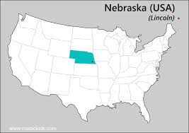 Time Zone Map Nebraska by Filemap Of Usa Nesvg Wikimedia Commons Nebraska Map Stock Vector