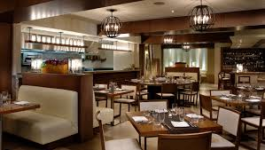 Area  Downtown Miami Restaurants Kimpton EPIC Hotel - Restaurant dining room furniture