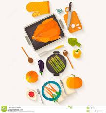 free thanksgiving dinner invitations flat design invitation card for thanksgiving dinner stock vector