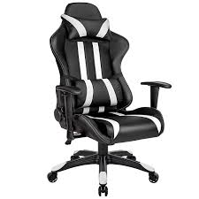chaise de bureau ado chaise de bureau ado luxe chaise bureau gamer en noir et blanc