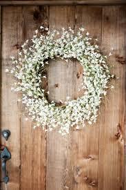 wedding wreaths southern weddings wreaths clayton wreaths and baby s breath