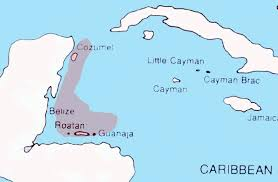 map of roatan honduras roatan marine park our location