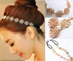 cheap hair accessories 2015 hair accessories 2016 womens fashion metal chain jewelry