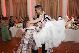 wedding money greek money dance your london florist weddings
