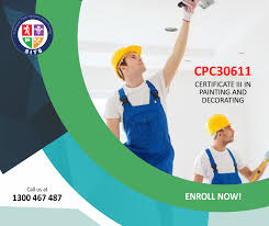 Courses For Painting And Decorating Step Into Training Services Rto 91533 Linkedin