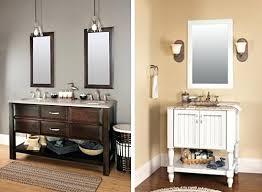 small standing bathroom cabinet free standing bathroom vanity vanity room powder room traditional