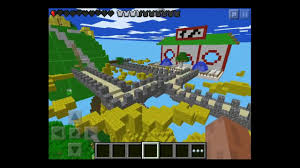 Minecraft America Map by Minecraft Pocket Edition Livestream 0 7 2 Dragonball Z Adventure