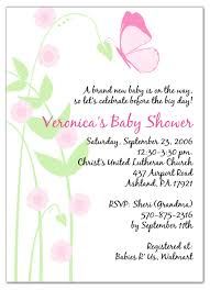 colors butterfly baby shower invitations templates free plus