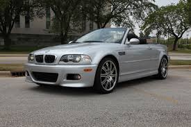 bmw convertible cars for sale used 2006 bmw m3 e46 sports cars listings ruelspot com