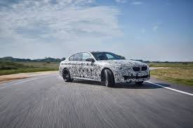with 2018 bmw m5 m xdrive lets drivers go from awd to rwd with