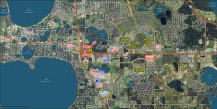 Clermont Florida Map by Clermont Fl Clermont Regional Shopping Center Retail Space For