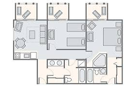 2 Bedroom Suites In Daytona Beach by Casa Del Mar Beach Resort Bluegreen Vacations