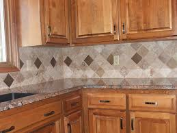 simple kitchen backsplash ideas simple ceramic tile kitchen backsplash ideas for install a