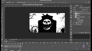 halloween gif generator for photoshop youtube