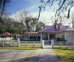 rustic ranch fence exterior farmhouse with wood siding split rail