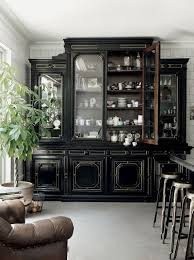 black lacquer kitchen cabinets swedish dolce vita dolce vita decoration and china cabinets