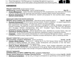 Risk Management Resumes Neoteric Ideas Sports Resume 10 Sports Management Resume Resume