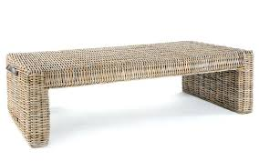 rattan side table outdoor rattan coffee table inspirational rattan coffee tables rattan coffee