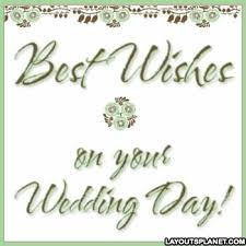 best wishes for wedding best wishes on your wedding day quotesta
