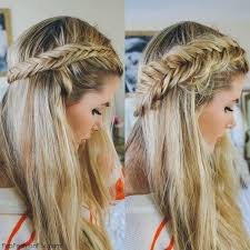 what jesse nice braiding hairstyles best 25 fish tail side braid ideas on pinterest fishtail