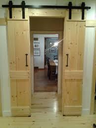 Sliding Barn Doors For Closets Diy Interior Barn Door Inside Boston Read Write