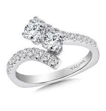 2 wedding rings shira diamonds wholesale diamonds engagement rings two
