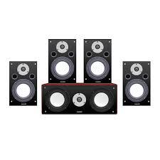 bluetooth surround sound home theater fluance reference series 5 0 surround sound home theater speaker