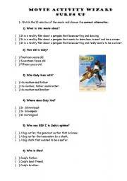 english teaching worksheets up the movie