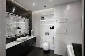 Black And White Bathroom Designs by Home Designing Sensational Bathroom Ideas Photoallery Picture