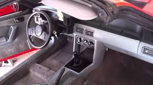 Black Fox Body Mustang Project Mustang Gt Carpet Installation And Interior Installation