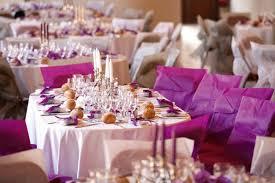 housse chaise mariage housse de chaise mariage pas cher prune